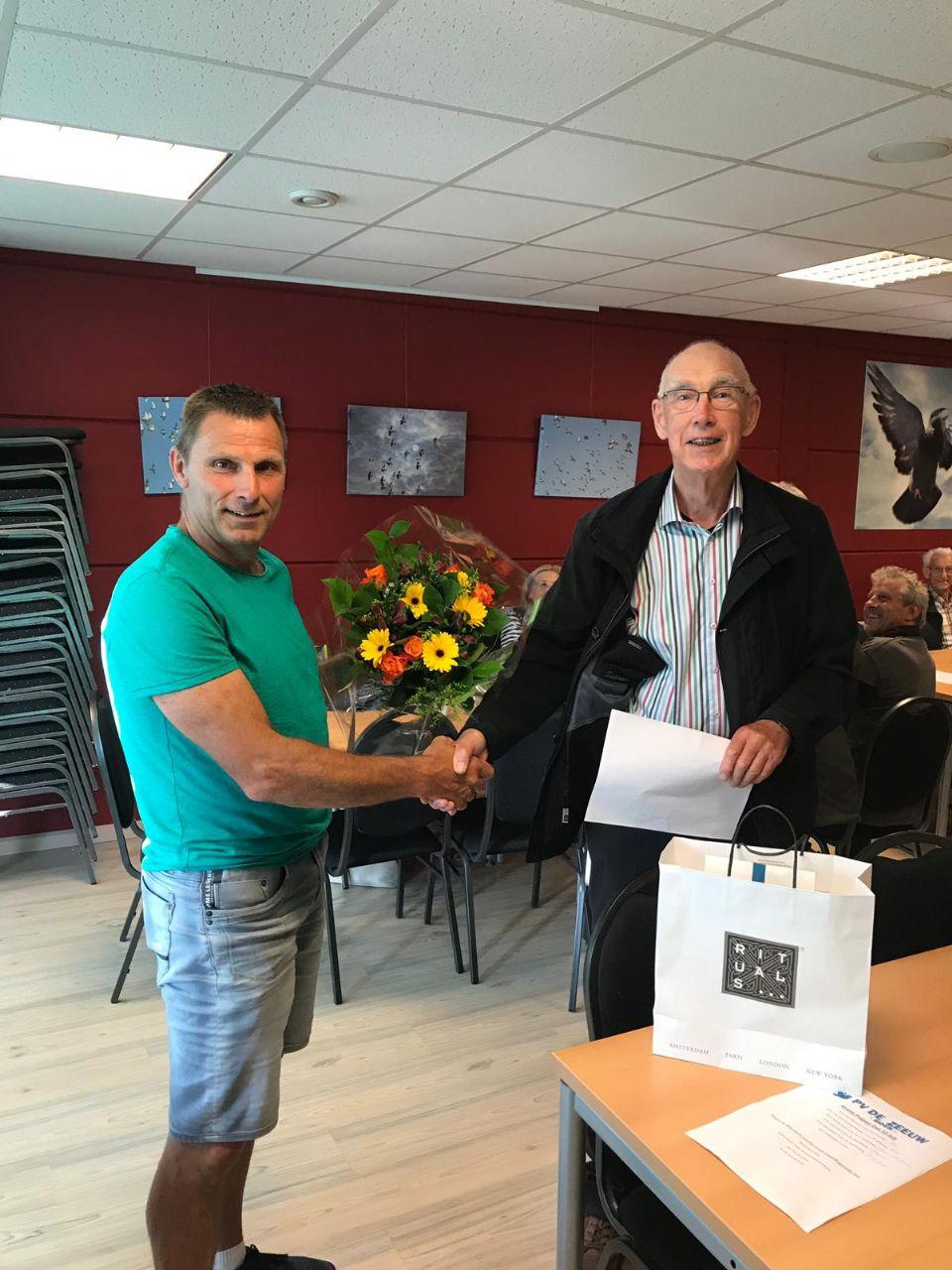 Francois wint Melun