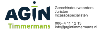 Agin Timmermans Gerechtsdeurwaarders Juristen Incassospecialisten